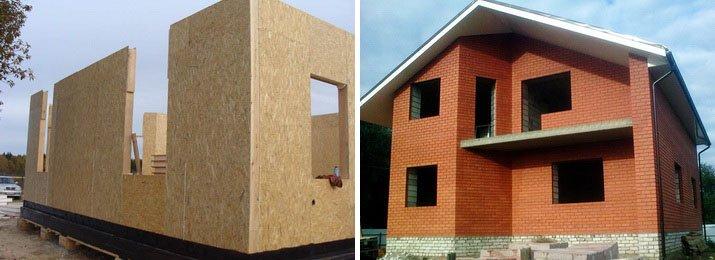 Какой дом выбрать - из панелей или из кирпича